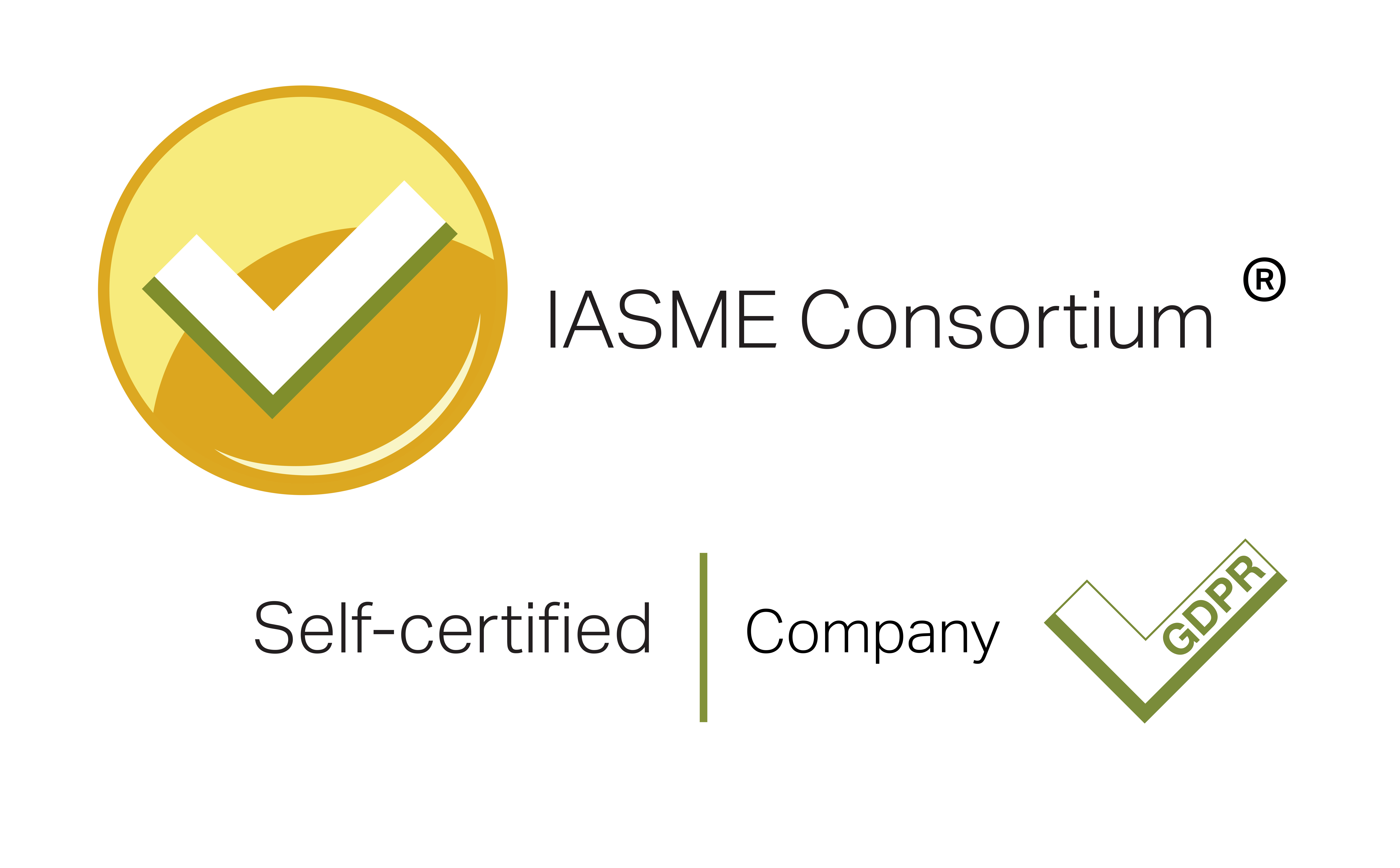 IASME Governance Badge